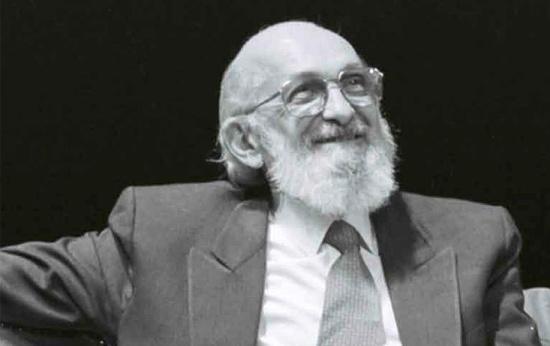 [Arquivo] Paulo Freire: