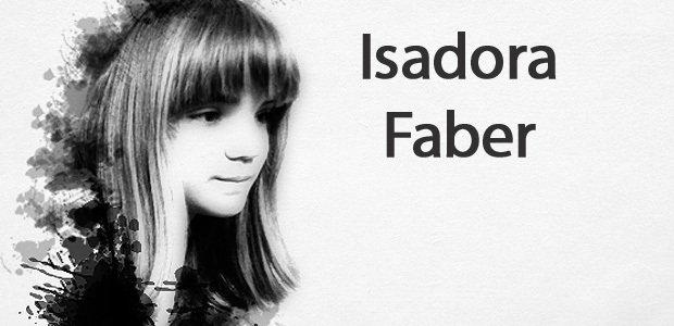 Isadora Faber, criadora da página Diário de Classe no Facebook