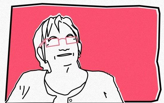 Ilustração da Maria da Penha