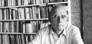 O filósofo francês Michel Foucault