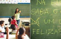 Ditado para o professor: produção de texto oral com destino escrito