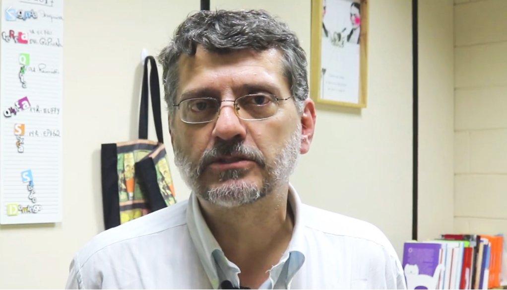 Professor Ocimar Alavarse