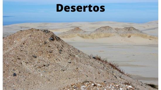 Desertos na Ásia e Oceania