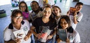 Professora empodera estudantes no CE com Literatura de mulheres engajadas