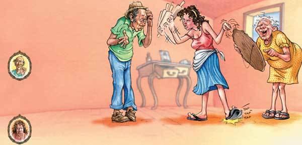 Ilustração: Alarcão