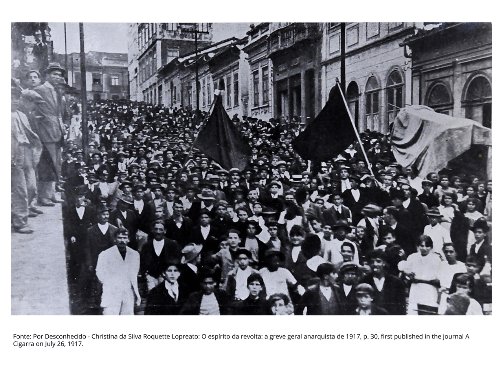 Os direitos trabalhistas e as mobilizações sociais