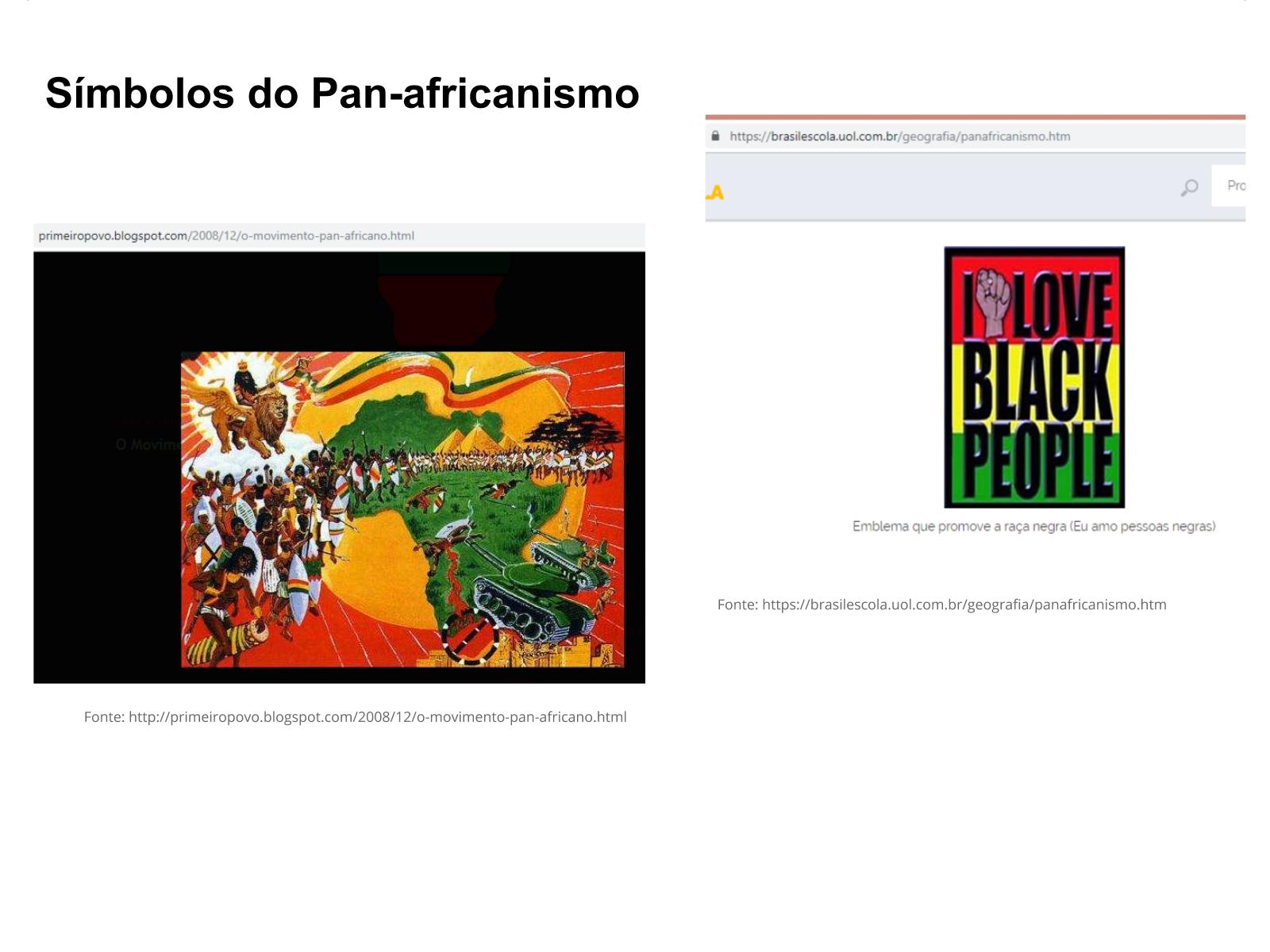 O pan-africanismo: movimento de resistência