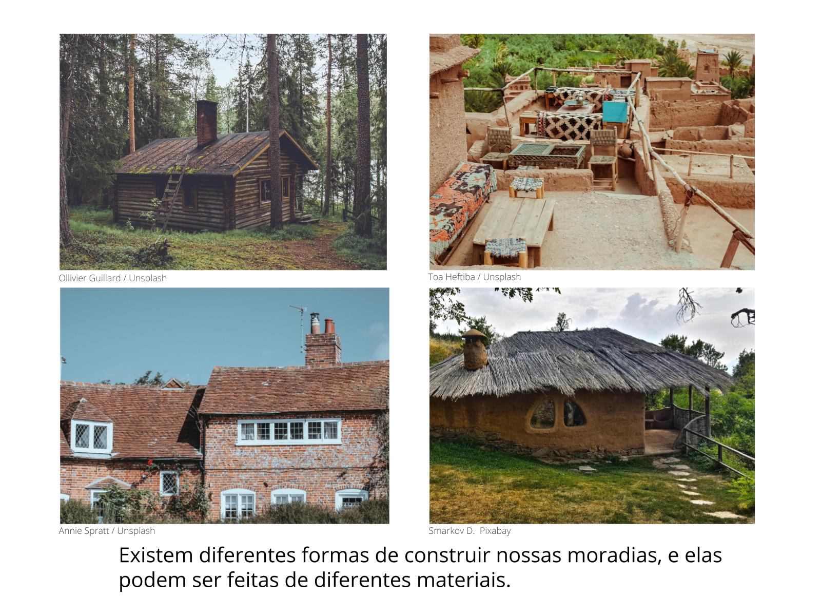 O solo na construção de moradias
