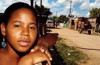 A aluna Luciele Pedroso: necessidades conhecidas e atendidas pela equipe escolar. Foto: Tamires Kopp