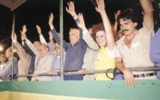 A eleição de Tancredo Neves e o fim da ditadura militar