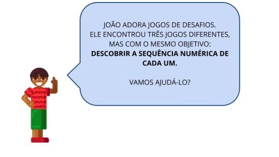 Descobrindo sequências numéricas.