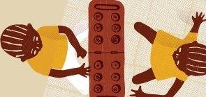 Mancala: um jogo africano para ensinar a contar