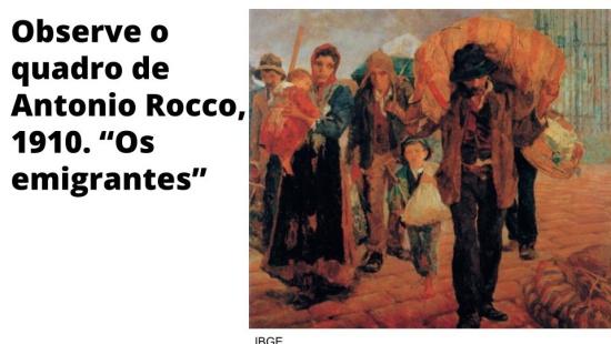 Imigração italiana no Brasil