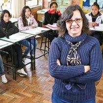 Rosângela Monteiro. Foto: Tamires Koop