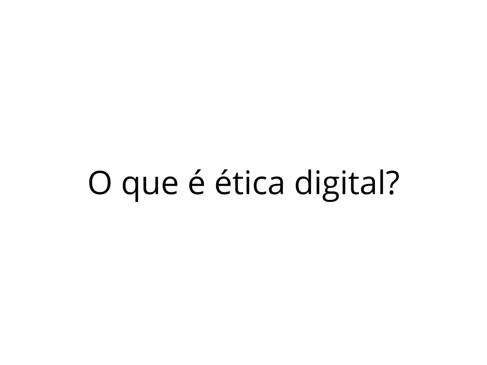 Ética digital no uso de aplicativos