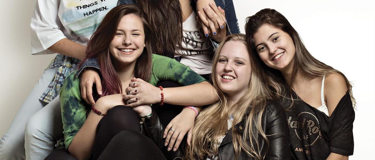 As meninas que estão mudando a escola