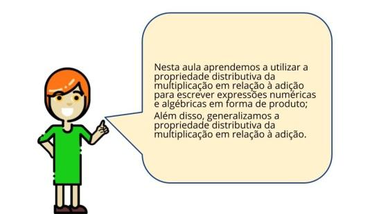 Caminhos para a regra da propriedade distributiva da multiplicação em relação à adição