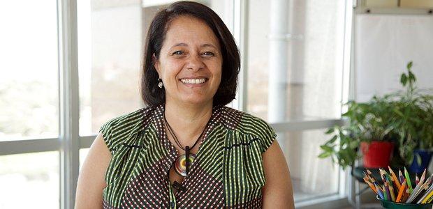 Selecionador (a) do Prêmio Victor Civita - Educador Nota 10 - Geografia. Sueli Furlan, professora da Universidade de São Paulo (USP). Foto: Gabriela Portilho