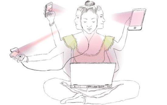 Os jovens e a tecnologia