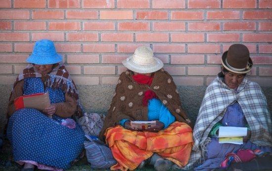 Yo Sí Puedo: documentário sobre alfabetização de adultos na Bolívia