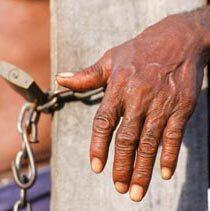 Mão de Lazo, de 67 anos, escravizado numa fazenda do sul do Pará. Foto: Ricardo Stuckert