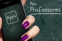 Smartphones para professores
