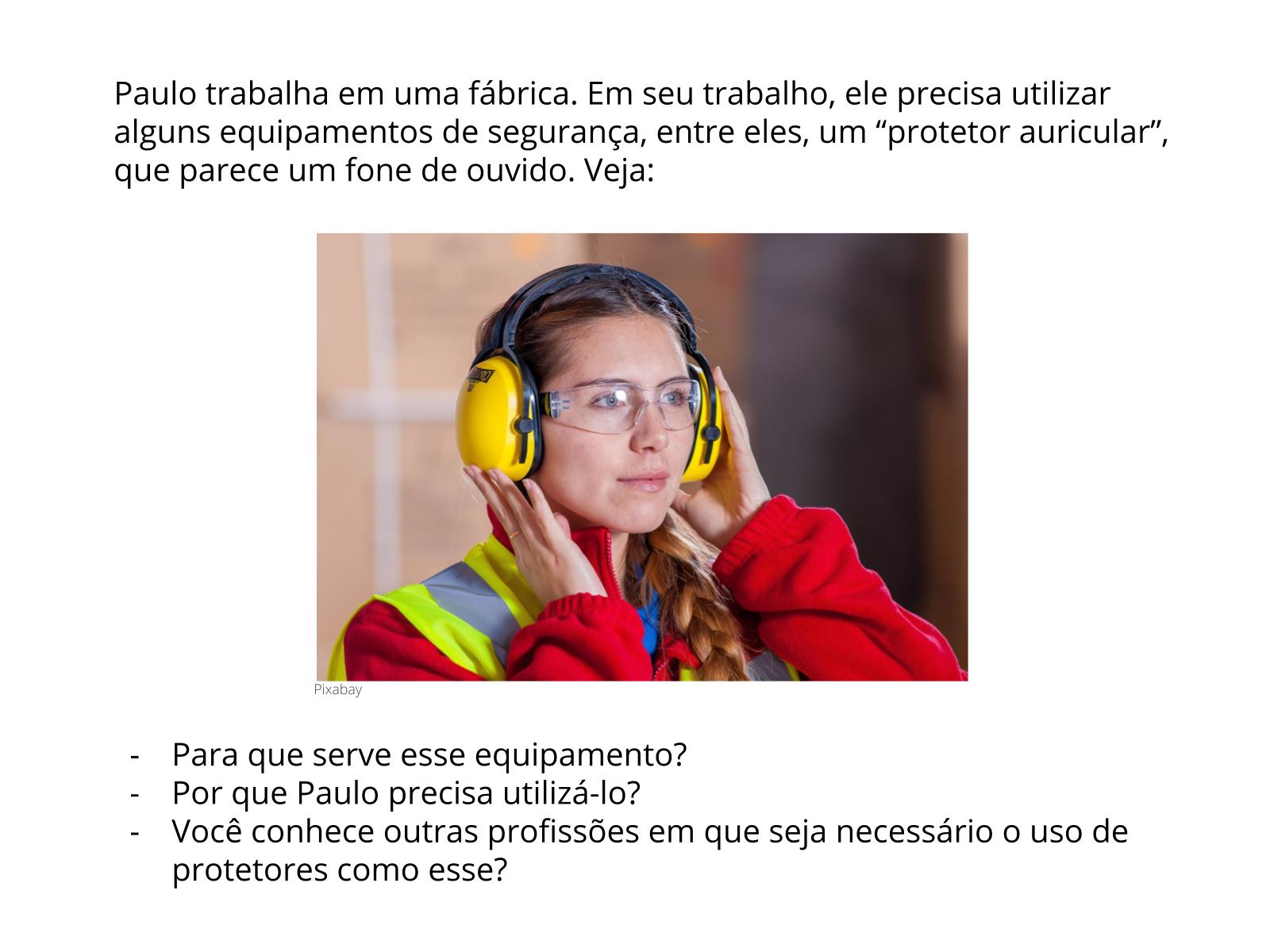 Poluição sonora e saúde