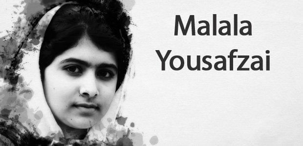 Malala Yousafzai, ativista paquistanesa de 15 anos