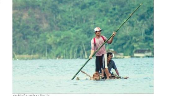 As comunidades ribeirinhas do rio Amazonas e o território
