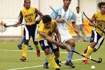 Brasil enfrenta a Argentina no Pan-Americano de Guadalajara 2011. Foto: Wander Roberto / Divulgação COB