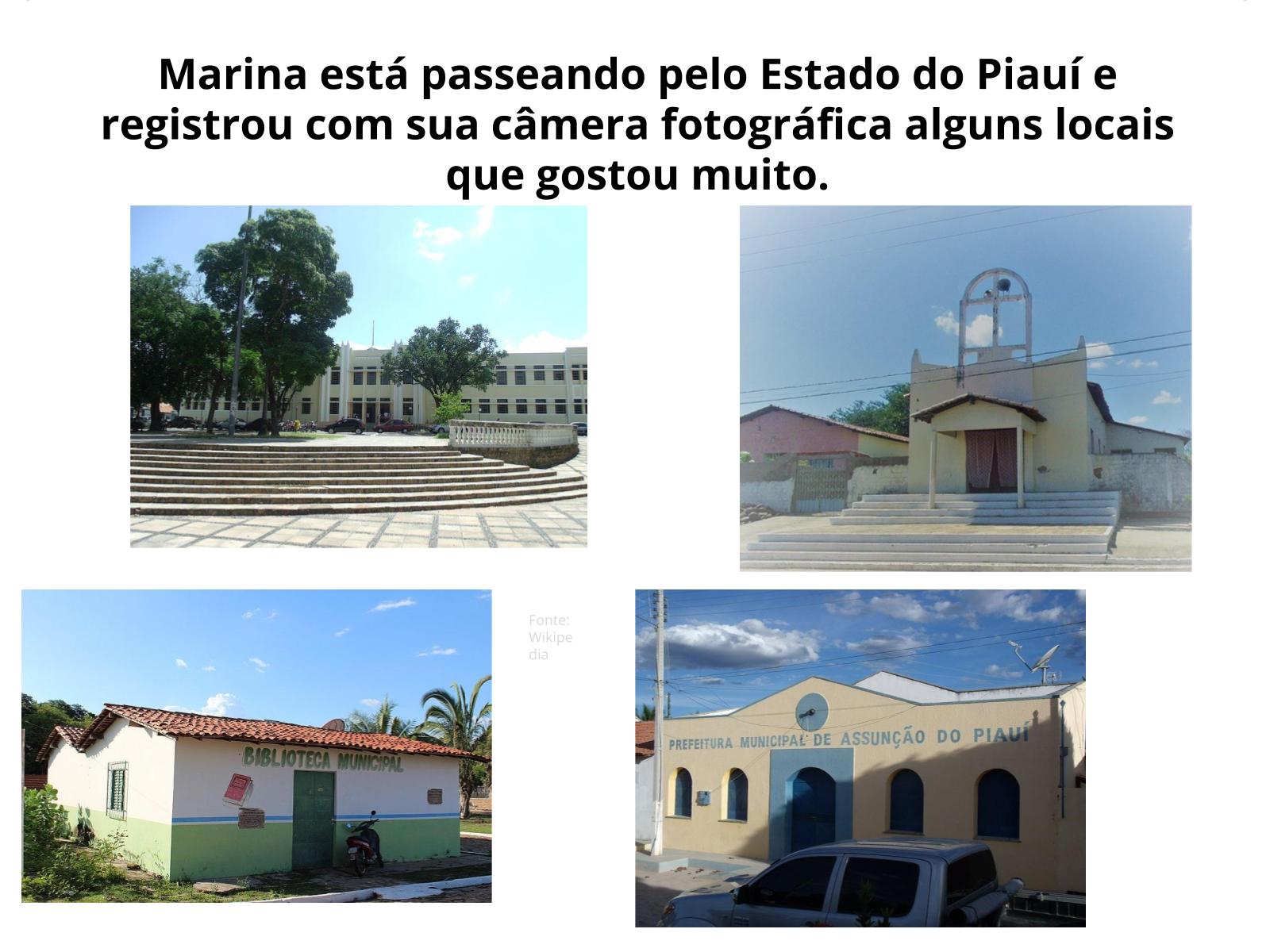 Localizando os espaços públicos de minha cidade