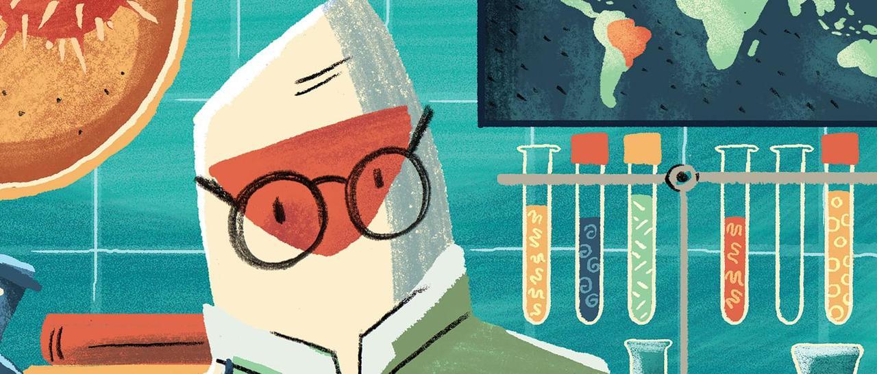 A gripe em oito respostas