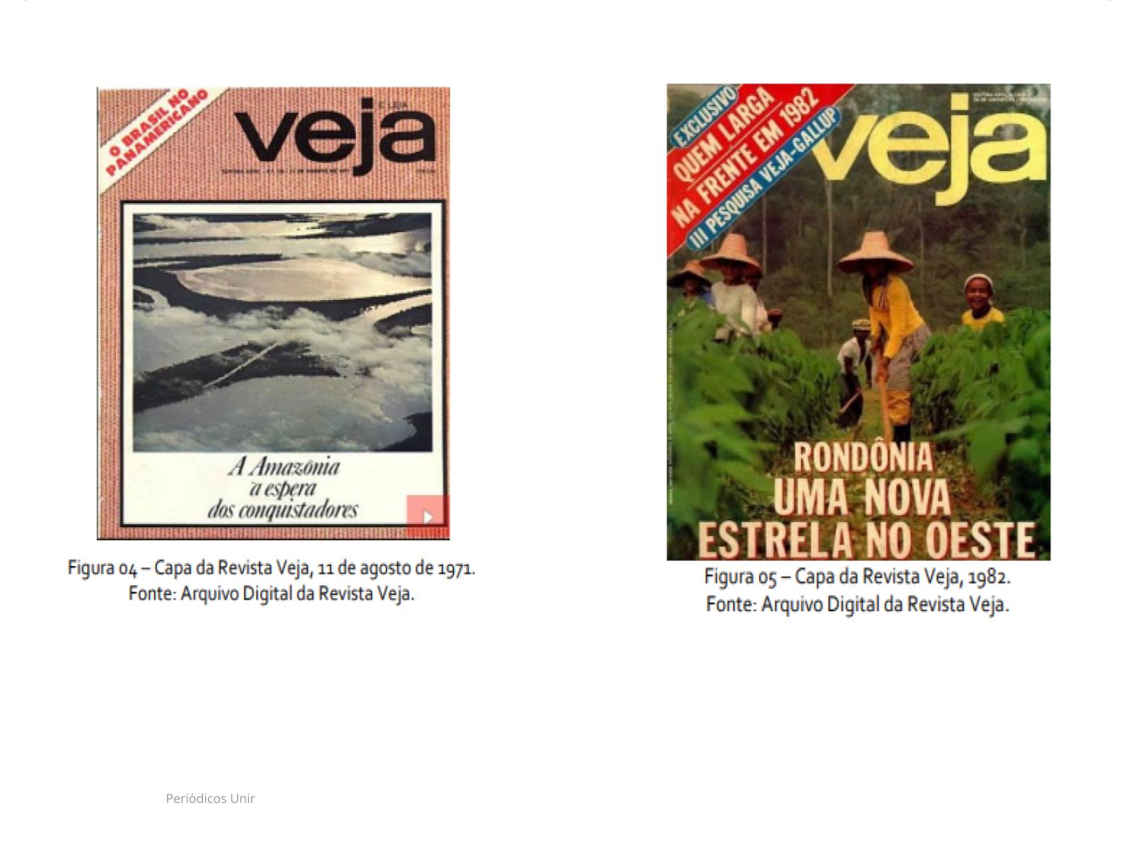 Os processos migratórios e o surgimento do Estado de Rondônia