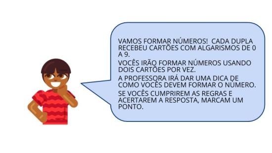 Boliche de números: a escrita de números de 2 algarismo.