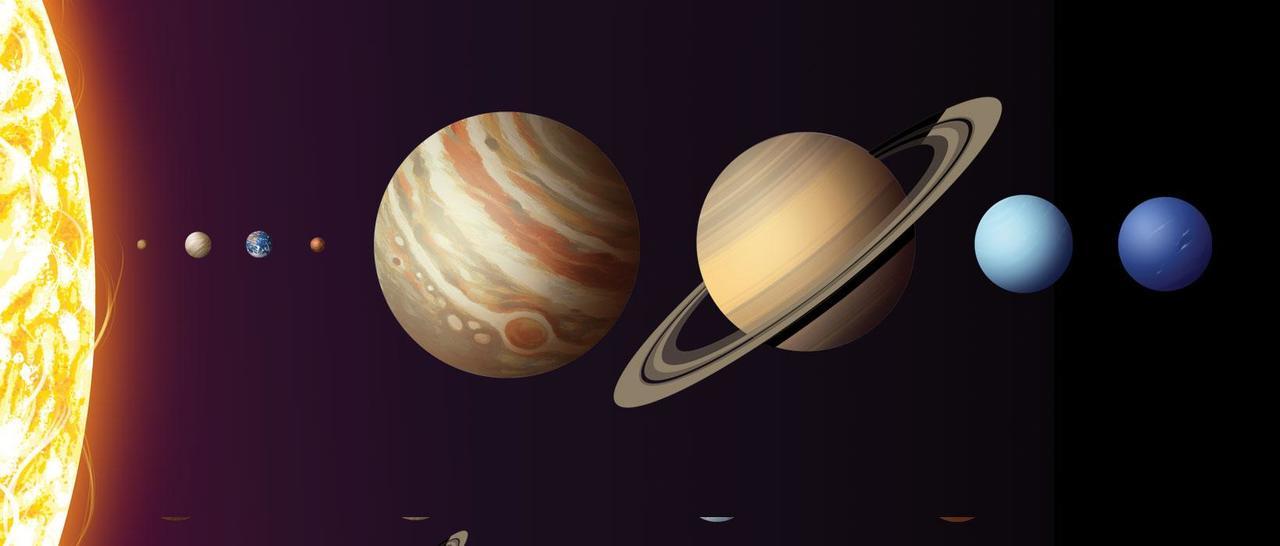 O Universo além do planeta Terra