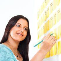 Sandra Martelli de Albuquerque, diretora da EM Flavio de Souza Nogueira, em Sorocaba (SP). Foto: Omar Paixão
