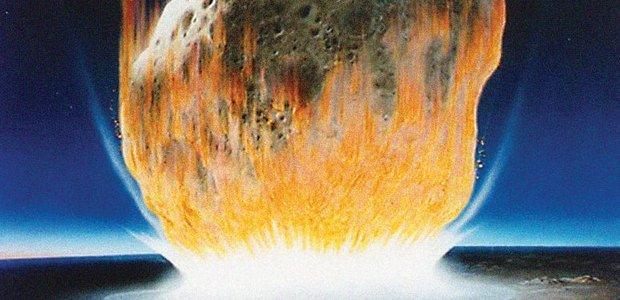 Como surgiu a água na Terra? Ilustração NASA