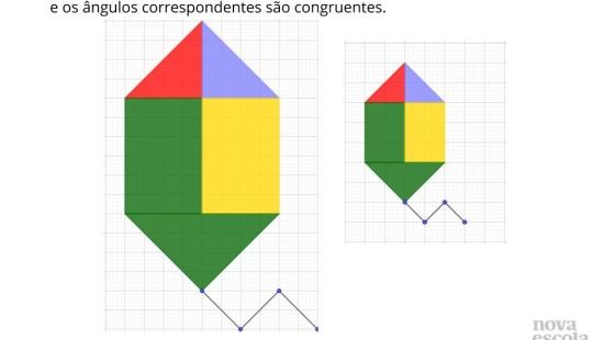 Construção de polígonos semelhantes