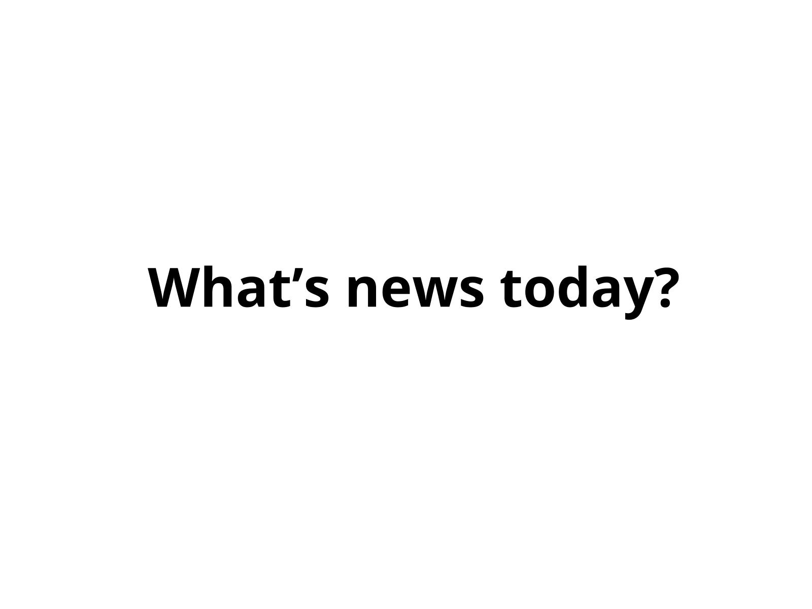 Notícias usando linguagem formal e informal