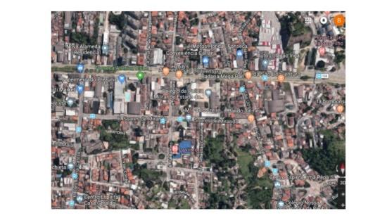 Representação cartográfica do bairro