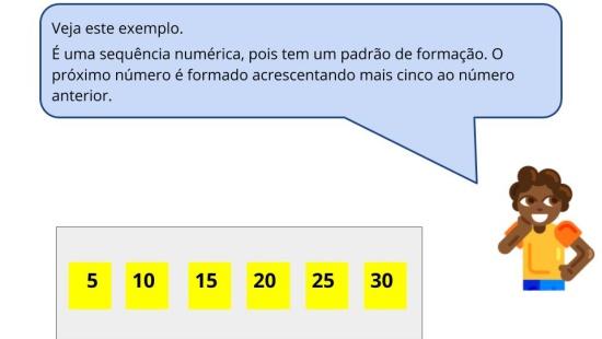 Regularidades em sequências numéricas