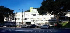 Prédio do Instituto Federal do Espírito Santo (IFES)