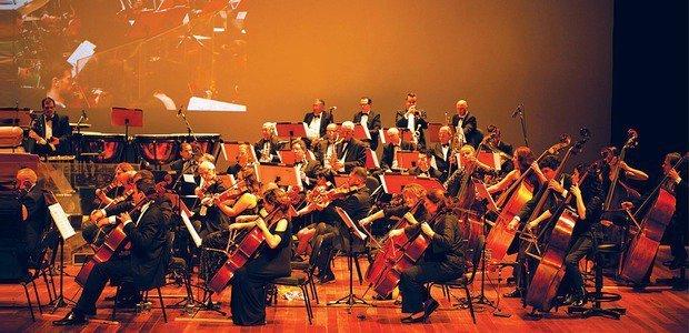 A Jazz Sinfônica mescla o popular e o erudito na composição da orquestra e nas criações. Foto: Chema Llanos