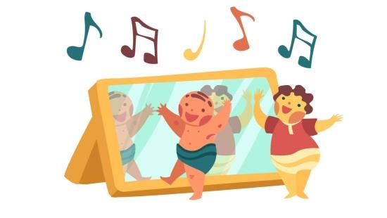 Dança com espelho