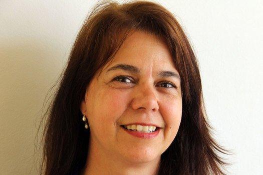 Cláudia Rodrigues de Freitas. Foto: Arquivo pessoal