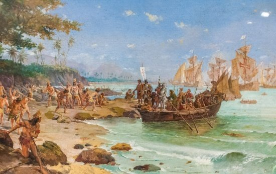 Quem descobriu o Brasil realmente foi Pedro Álvares Cabral?