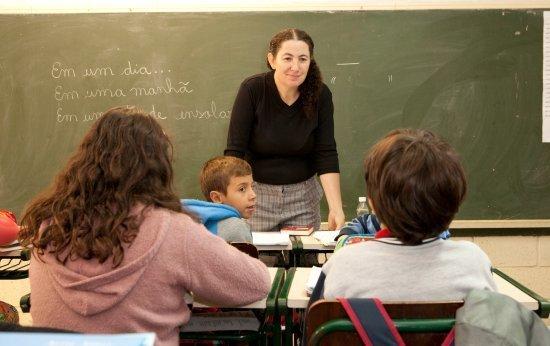 Depois que ouvi aquele coração, passei a prestar mais atenção à fala dos alunos
