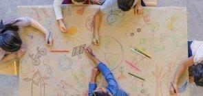 Criatividade abre as portas para melhor aprendizagem