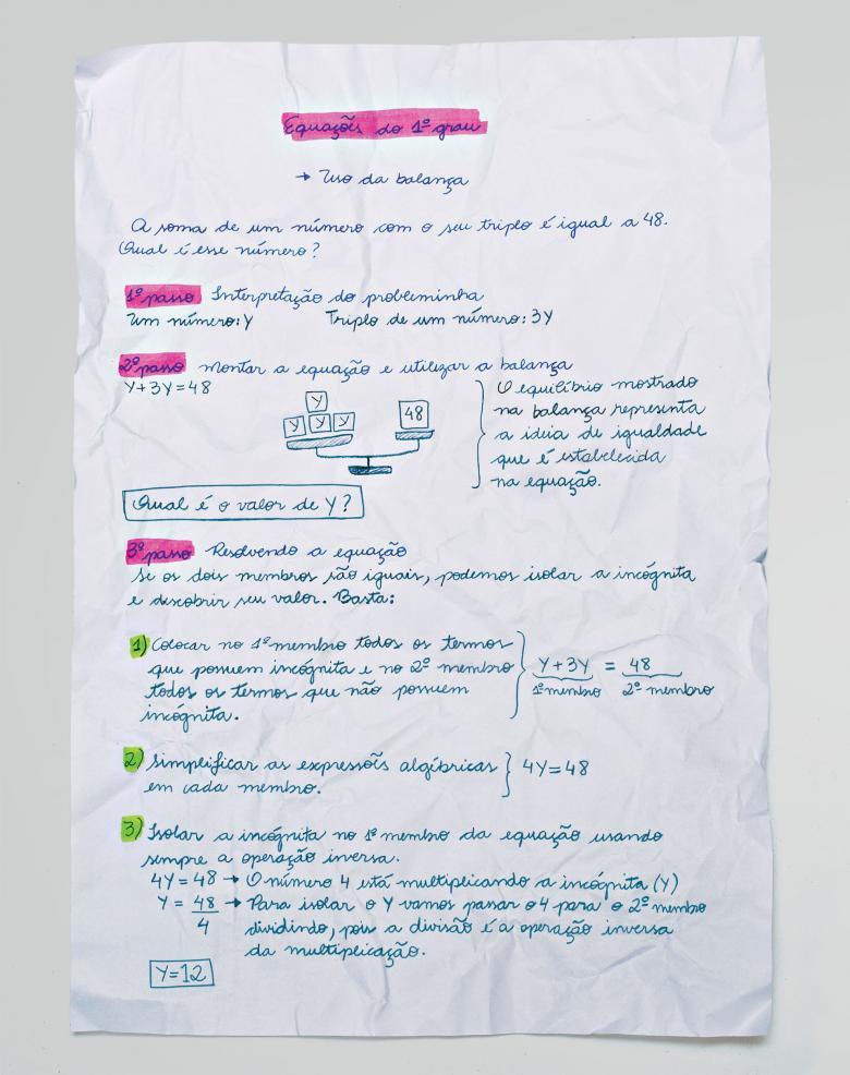 Matematica Em Busca De Sentido