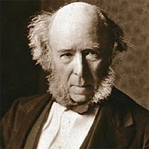 Herbert Spencer. Foto: Hulton Archive/Getty Images